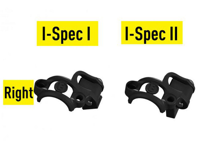 Magura Shiftmix 1 + 2 Klemmschelle für Shimano I-Spec rechts schwarz